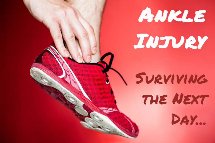 ankle injury treatment