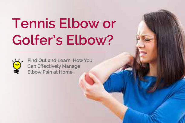 Tennis Elbow vs Golfers Elbow