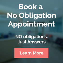 no obligation appointment Banner