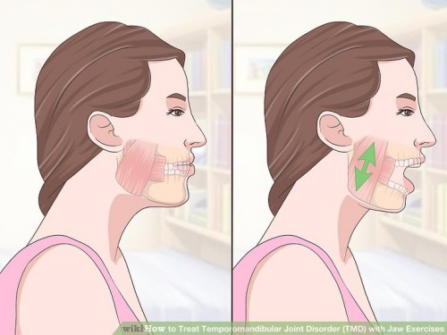 TMJ Exercises Relaxed Jaw Exercise